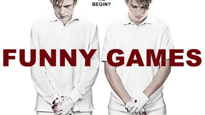 Забавные игры Funny Games (2007) - ужасы, триллер,