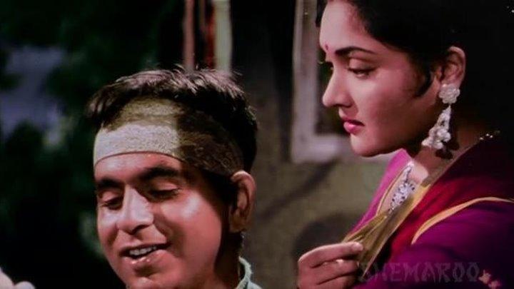 Новый век   Naya Daur   1957   Дилип Кумар, Виджаянтимала