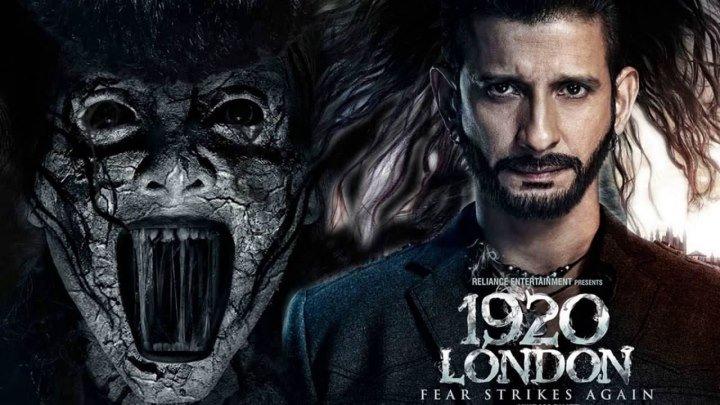 фильм Лондон 1920 (2016) ужасы.Индия.
