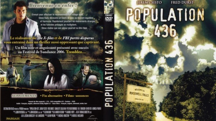 Население 436 HD(2OO6) Ужасы,Триллер,Драма,Мелодрама