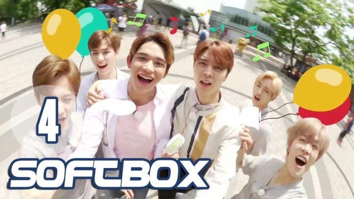 """[Озвучка SOFTBOX] """"Путешествие молодых и горячих NCT в Сеуле 04 эпизод"""