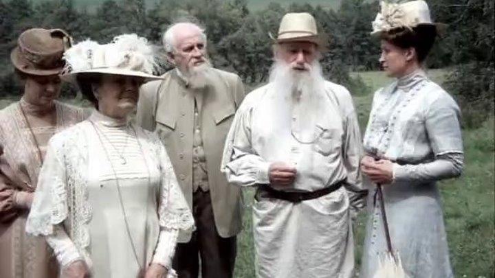 """х/ф """"Лев Толстой"""" (1984)"""