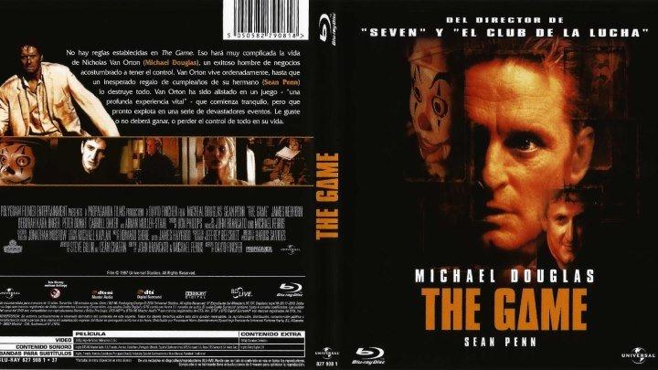 Игра (триллер, драма, детектив, приключения) 1997