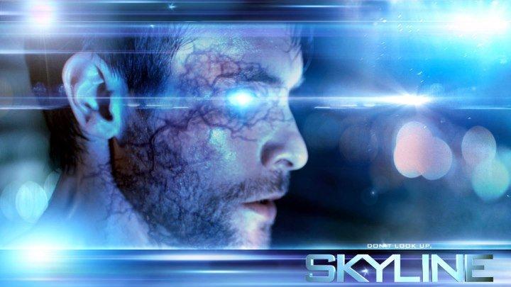 Скайлайн HD (на русском языке) жанр:фантастика, боевик, триллер,