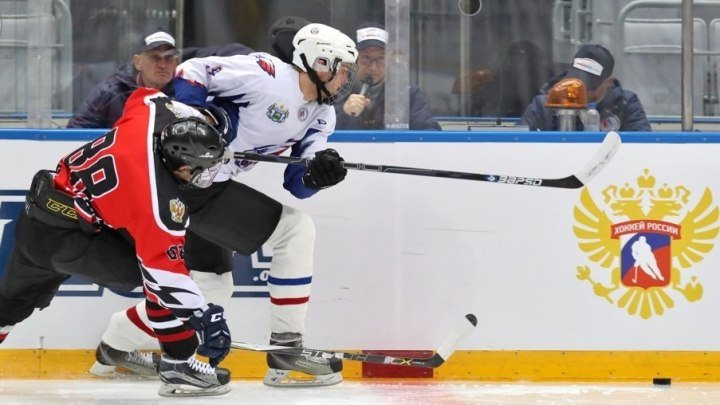 Финал VII Всероссийского Фестиваля по хоккею. Ледокол — Рекорд 15мая 11.30