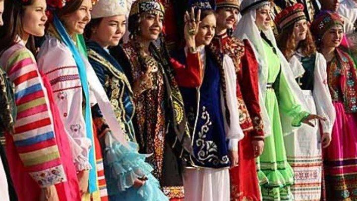 БОГИНИ КРАСОТЫ! Самые красивые ЖЕНЩИНЫ народов РОССИИ и СНГ