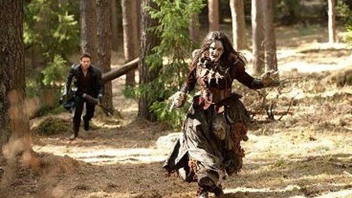Охотники на ведьм. Боевик ужасы фэнтези