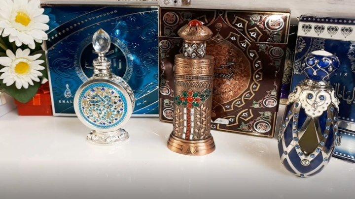 Потрясающе приятные, оригинальные арабские духи. Масляные и очень