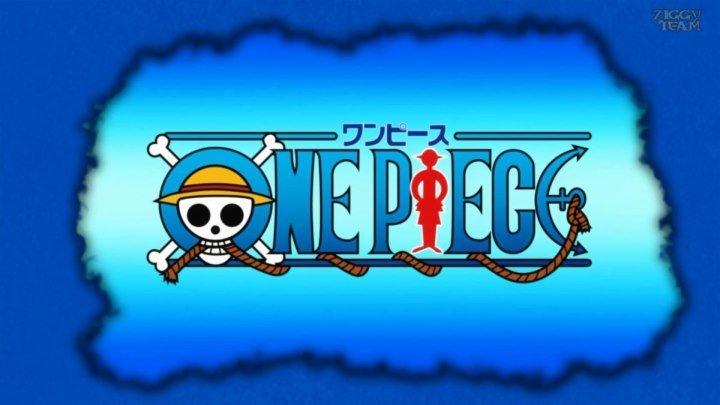 One Piece Opening 21 Rus Sub | V6 - Superpower | Ziggy Team