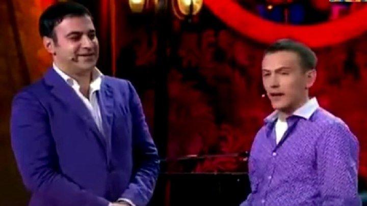 Пародист Олег Есенин в гостях у Comedy Club