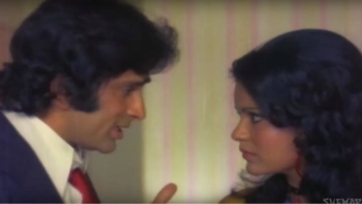 Воровство – моя работа. Chori Mera Kaam. 1975г.