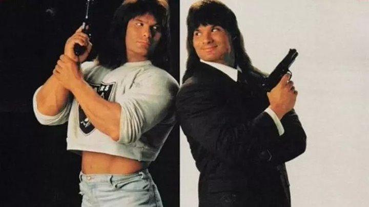 Двойные неприятности 1992 боевик, триллер, комедия