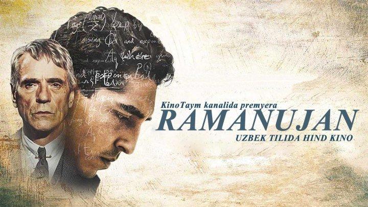Ramanujan (hind kino uzbek tilida ) \ Раманужан (хинд кино узбек тилида )