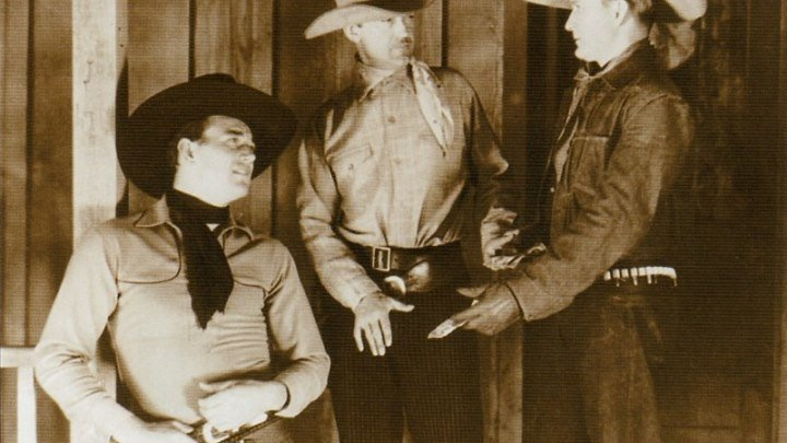 Two-Fisted Law 1932 with John Wayne, Tim McCoy, Richard Alexander, and Alice Day