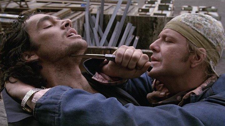 Красавчик Джонни / Johnny Handsome (1989) триллер, драма, криминал