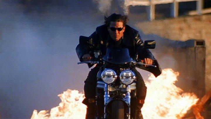 Миссия невыполнима 2 (2000) Mission: Impossible II