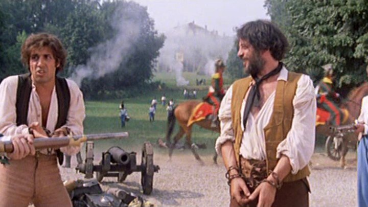 Пять дней в Милане (Италия 1973) Драма, Исторический, Комедия _ Адриано Челентано