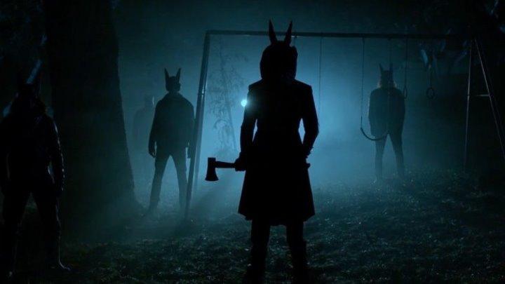 Шакалы (триллер, ужасы 2017 год)
