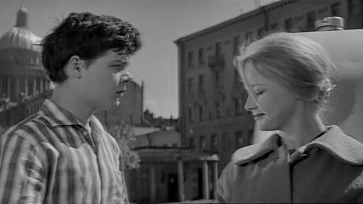 """х/ф """"Когда разводят мосты"""" (1962)"""