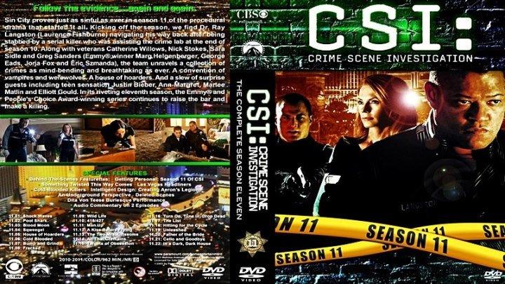 Место преступления. Лас-Вегас [238 «Дикая страсть»] (2010) - криминальный, триллер, драма, детектив