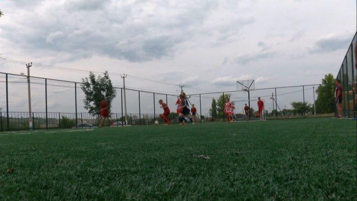 Новые спортивные площадки в Красногвардейском и Новооскольском районах