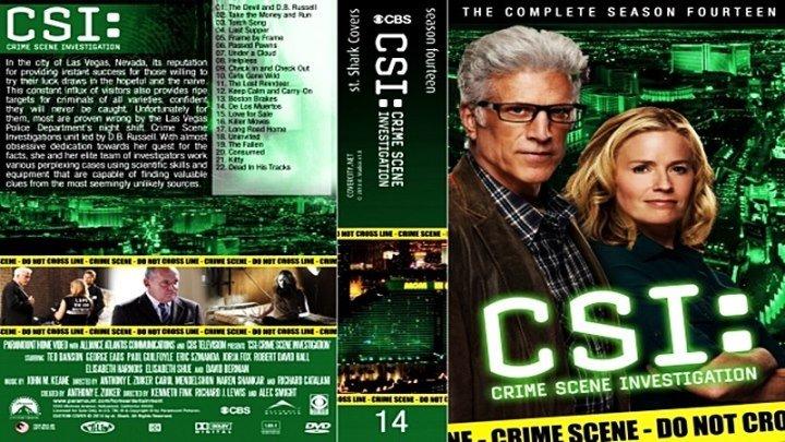 Место преступления. Лас-Вегас [304 «Проклятый номер»] (2013) - криминальный, триллер, драма, детектив