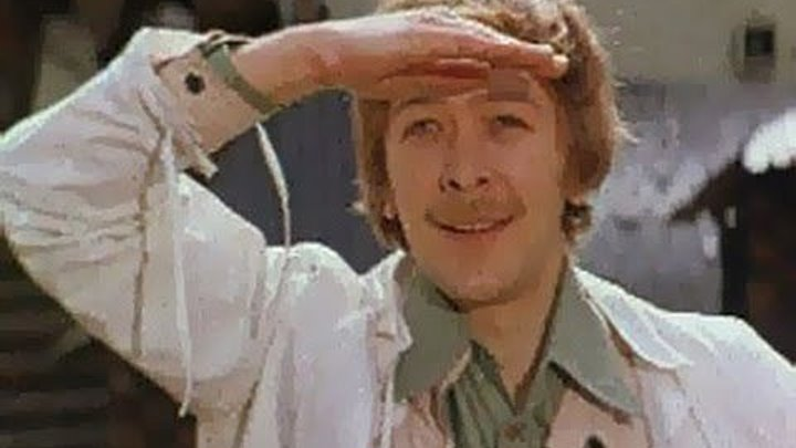 """""""Усатый нянь"""".1977г. Золотая коллекция художественных фильмов."""