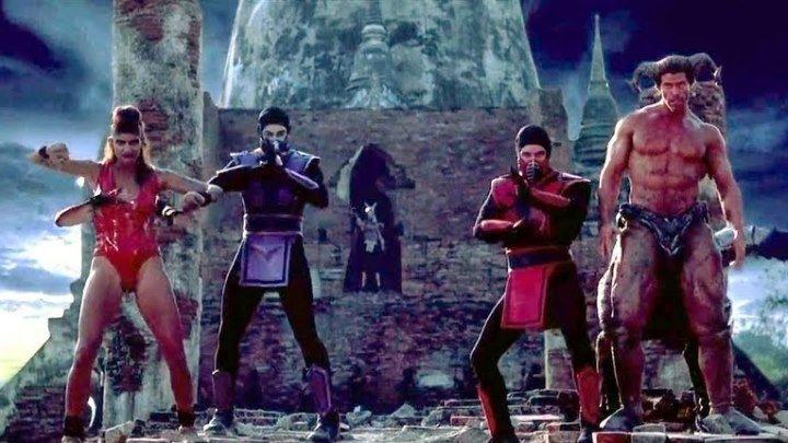 Смертельная битва: Истребление 1997 г. - Фэнтези/Боевик/Приключения