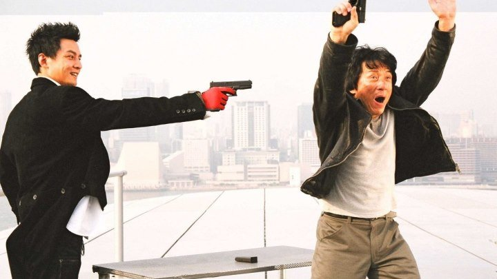 Новая полицейская история. . боевик, триллер, драма, криминал, ...