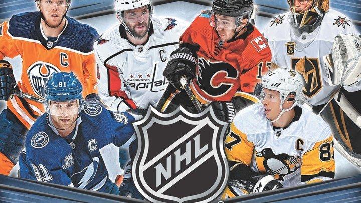 NHL Pump Up 2018-19
