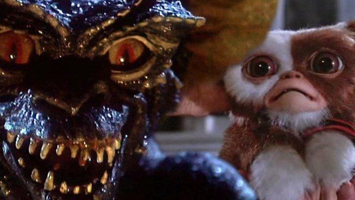 Гремлины (1984) Ужасы, Фэнтези, Комедия