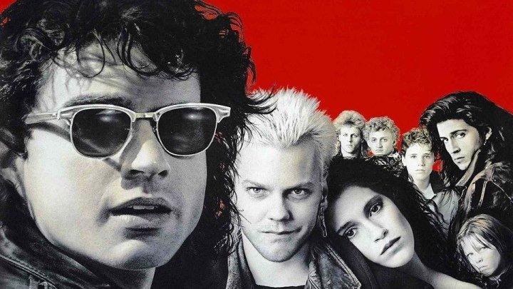 Пропащие ребята (1987) ужасы, фэнтези,