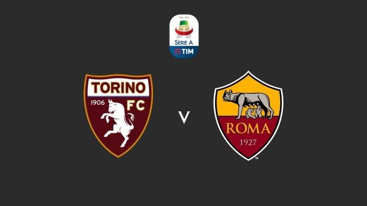 Торино - Рома (19 августа 19:00 МСК)