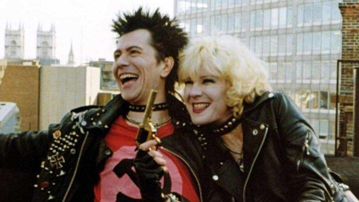 Сид и Нэнси (Великобритания 1986) 18+ Драма, Мелодрама, Биография, Музыка