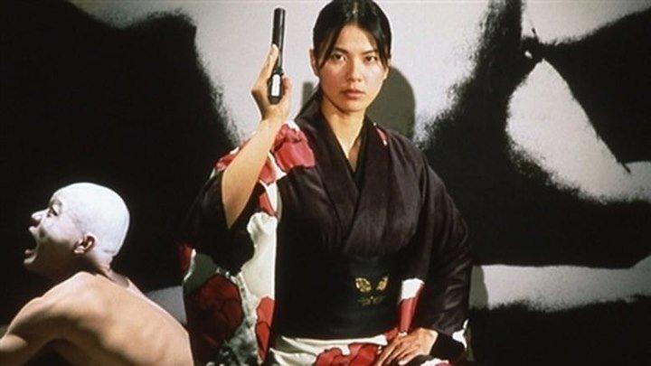 Пистолетная опера (Япония 2001) 18+ Боевик, Драма, Криминал, Арт-хаус