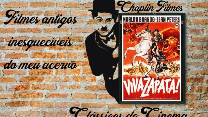 Viva Zapata! 1952 dublado