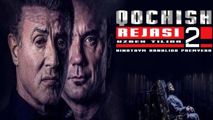 Qochish Rejasi 2 2018 HD ( uzbek tilida ) \ Қочиш Режаси 2 ( узбек тилида )