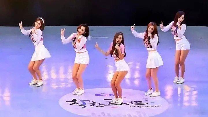 `БУЙ-БУЙ`- Корейские девушки красиво зажигают!!