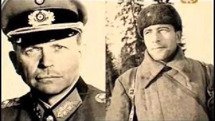 Дуэль двух генералов или как был разбит Гудериан в 1941 году