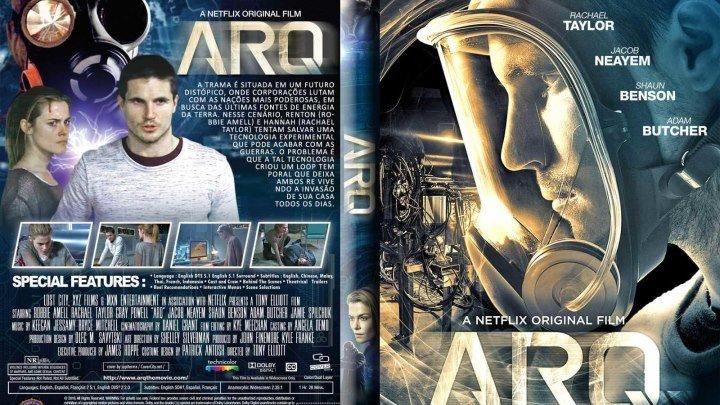 Арка (2016) фантастика, триллер