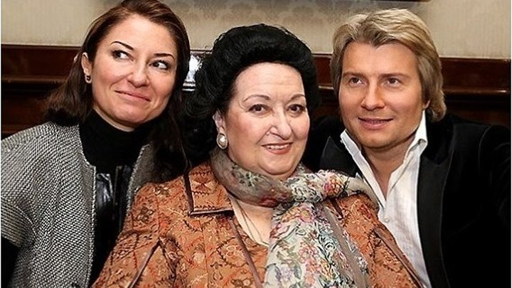 Призрак оперы. Н. Басков и Монсита Кабалье