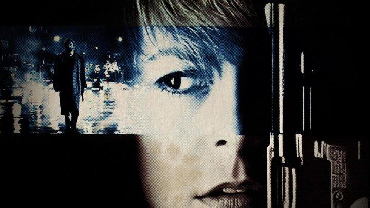 Голубая сталь (1990) боевик, триллер, драма
