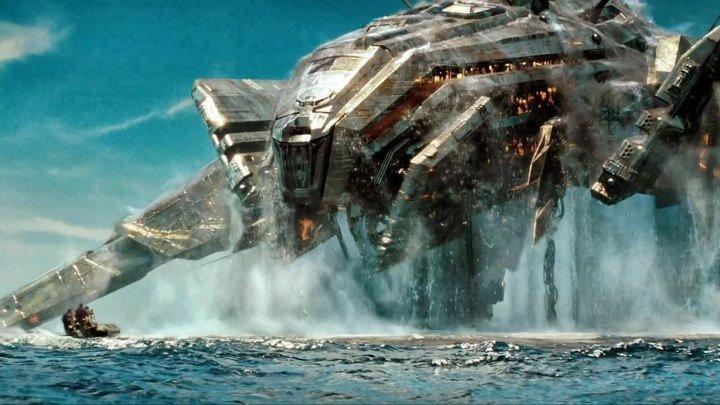 Морской бой (фантастика боевик)2012