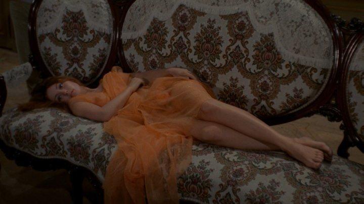 Обнаженный вампир / La vampire nue (1970) Ужасы, вампиры