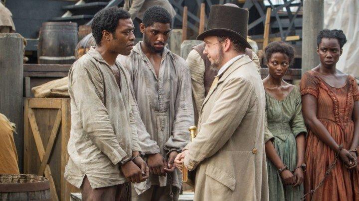 12 лет рабства. драма, биография, история