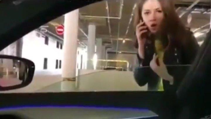 Она явно не ожидала такое услышать!