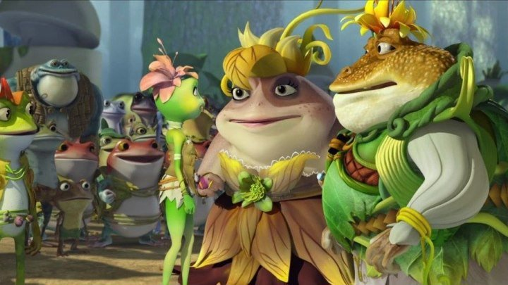 Принцесса-лягушка (2013)мультфильм