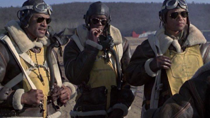 Пилоты из Таскиги 1995. США( драма, военный, история)