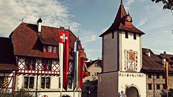 Средневековый городок #FominaTravel #FominaSwiss