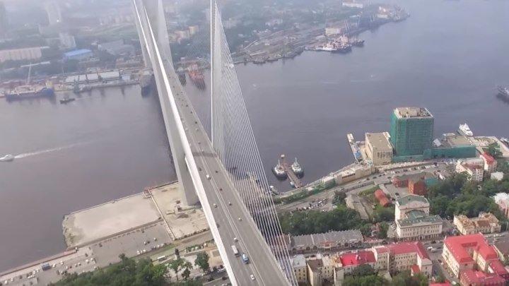 Красоты России с высоты птичьего полета! Невероятное зрелище!!!